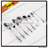 Stainless steel tableware / Dinner spoons, Teaspoons, Dinner forks, Small forks, Cutlery