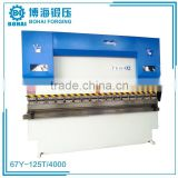 """BOHAI"" BRAND PPBH SERIES SERVO CONTROL 4 AXES OR 3 AXES PRESS BRAKE MACHINE"