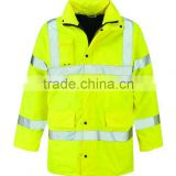 Wholesale alibaba safety coverall work wear with reflective tapes clothing manufacturers in china