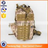 Newest Design Single Strap Military Digital Camouflage Backpack Military Tactical Backpack