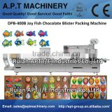Complete Kinder Joy Egg with Toy Blister Packaging Machine for Cookies&Chocolate