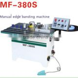 furniture use straight manual edge banding machine                                                                         Quality Choice
