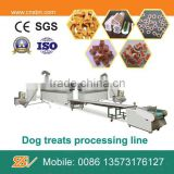 BV Certificate Professional Automatic Dog treats making machine