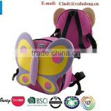 Children Toddler Kids Baby Cartoon Comic Butterfly Backpack Schoolbag