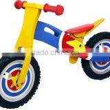 Hot model ride on children wooden balance bike                                                                         Quality Choice