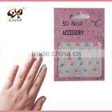 toe nail art sticker/hand nail art sticker/nail cover stickers