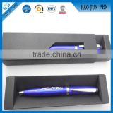 High Quality Customized Metal Pen Gift Box Set,Leather/Plastic/Wooden/Paper Box With Metal Pen