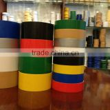 Premium Quality Color High Tack Rubbr adhesive Cloth packing Tape for binding