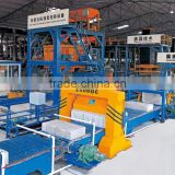 Hot sell Equipment for Light-weight Self-thermal Insulation Foam Block concrete roof tile machine