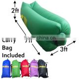 Lazy man portable outdoor inflatable sofa bed sofa air bag sleeping bag folding beach chair                                                                         Quality Choice                                                                     Supplier