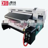 LATEST! highest performance model 1.6M Roll to roll digital fabric textile printer for jersey fabric printing