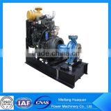irrigation and fire fighting diesel engine water pump set                                                                         Quality Choice