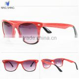 Most Popular Products Unisex Retro Wooden Frame Sunglasses Japanese Designer Sunglasses