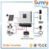 Solar inverter 48vdc to 220vac 230vac/dc to ac power solar inverter with battery charger/5kva solar inverter