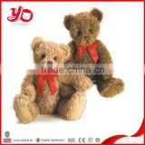 China factory direct sale custom made cute plush teddy bear names