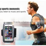 Running Sport Exercise Adjustable Armbands For Apple iPhone 5 5S SE 6 6S 6plus 6S plus Smartphone Armband + Phone Case