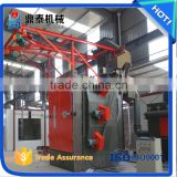 Chemical industry hook type shot blasting machine, Electric hook type shot blasting machine dust cleaning equipment                                                                         Quality Choice