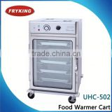 kitchen equipment commercial mobile food carts for hotel & restaurant