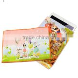 Customized Gold Powder Printing Drawstring Microfiber Cosmetic Bag                                                                         Quality Choice