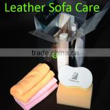 Hanor Excellent Sofa Kits of cleanser and care emulsion/leather cleaner for sofa/sofa cream