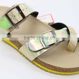 New fashion rubber sole lady footwear from China