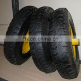wheel barrow tire with rim 4.80/4.00-8