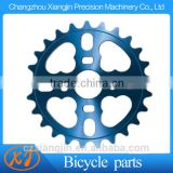 machinery spare parts bicycle 4 bolt aluminum alloy sprocket with various anodized color                                                                         Quality Choice