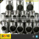 nickel alloy 3 way elbow pipe fittings