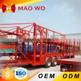 2015 car transporter trailer top selling small car carrier transport semi trailer