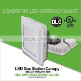cool white color temperature and dlc ul cul approved led canopy light 75w 5 years warranty