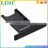 iPartsBuy for Nokia Lumia 800 Mobile Phone SIM Card Tray Holder Replacement Parts Black Color Good Quality