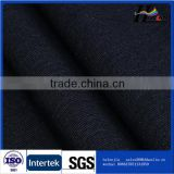 Men's polyester rayon tr plain weave high quality suit fabrics with custom English selvedge for suit uniform