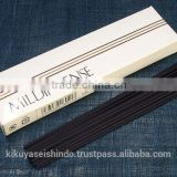 Gyokushodo Incense Sticks, Mild Incense (mild version of Kojurin incense), Less Smoke Type, Trial Size