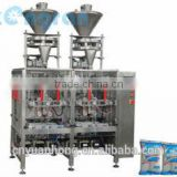 Double Lane Vertical auger valve bag filling machine