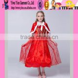 2015 boutique shop new arrived original sell Princess dress factory direct cheaper children christmas party dresses