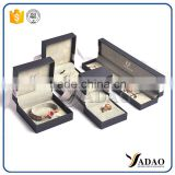 High quality flip top customized small hinged plastic boxes made in china with various styles