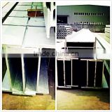 H beam (galvanized, rolling, hollow, extruded, stainless, laminated, omega) steel profile