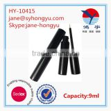OEM Plastic Bottle With Aluminum Cap Eyeliner Tube/Container And Mascara Tube