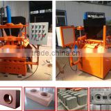 double molds high capacity lego interlock clay brick making machine