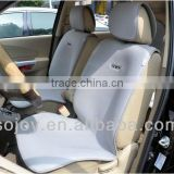 Car interior accessories: 2 Front Seat Covers+2 Headrest Covers+1 Rear Seat Cushion+2 Rear Seat Back Cushion