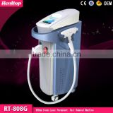 Strong Power!! Factory direct sale epilator laser hair removal machine 808nm diode equipment