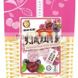 Oriental Plum, Fruit Punch is made of plum, Red Plum Vinegar
