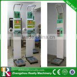 heavy hospital mechnical glass digital led crane weight bluetooth body mass index bmi height and weight scales