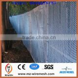 expanded mesh sheet used for heavy machinery and boilers/oil mines/locomotives/ships
