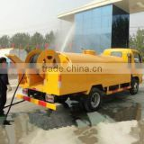 4*2 DFAC Two Wheel Diesel 5m3 Mini High Pressure Water Cleaning Camion Prices