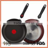 Copper 9.5 inches Non-stick Titanium Frying Pan as seen