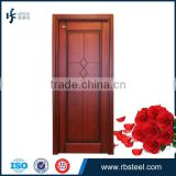 surface finished swing open style exterior accordion doors