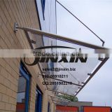 America quality glass canopy fitting,glass canopy fittings,stable stainless steel glass canopy fitting