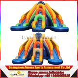 Factory Direct Giant Inflatable Slide Best Price Inflatable Jumping Bouncer For Kids / Adult Desigh