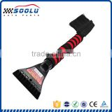 Two-in-One car windshield telesopic snow brush with ice scraper